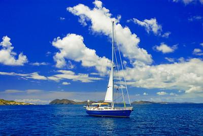 Sailboat Paradise