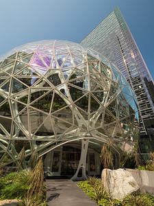 One of Amazon's Spheres