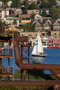 An Integrated Part of Lake Union