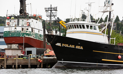 Commercial Fishing Boats # 4