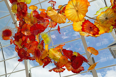 Chihuly Garden and Glass # 1