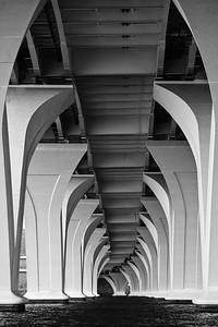 Wilson Bridge and Washington Harbor