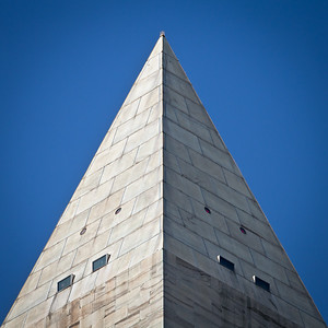 Peak of the Washington Monument