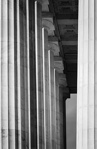 Lincoln Memorial's Columns # 2