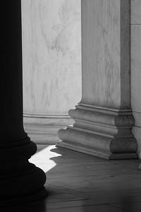 Jefferson Memorial's Columns # 2