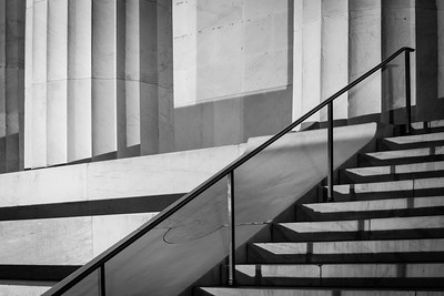 Lincoln Memorial's Steps