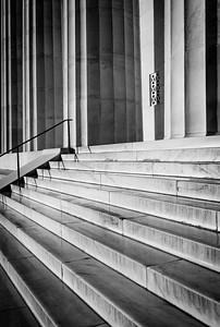 Lincoln Memorial's Columns # 1