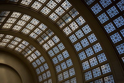 Union Station's Ceiling # 3