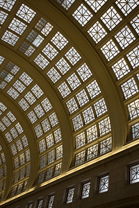 Union Station's Ceiling # 2