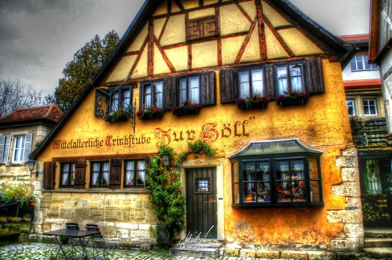 Rothenburg 257 HDR
