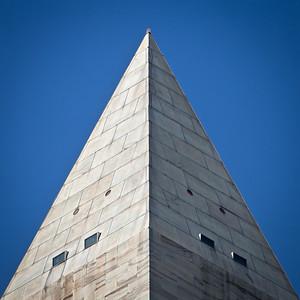 Peak of the Washington Monument