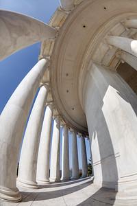 A Twist on Jefferson Memorial