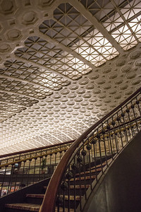 Union Station's Ceiling # 1