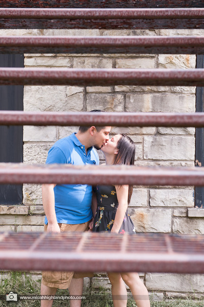 Joe and Wendy's engagement session