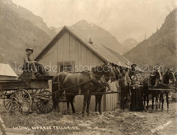 1995-42: L.H. Long Express, Telluride.