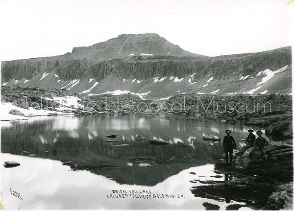 1995-66-06: Bridal Veil Lake, Calumet - Telluride Gold Min. Co.