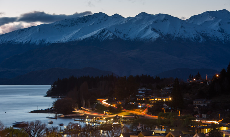 Wanaka Lights