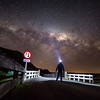 Give Way to the Milky Way