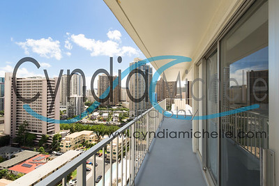 On assignment for Honolulu International Realty on October 19, 2015