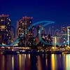 Night Architectural Photography, Waikiki