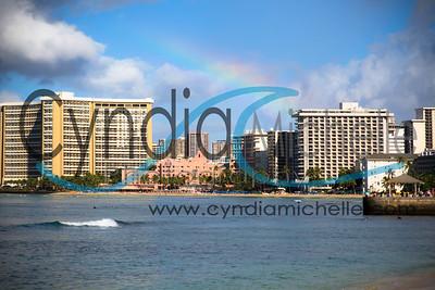 Royal Hawaiian Rainbow 1
