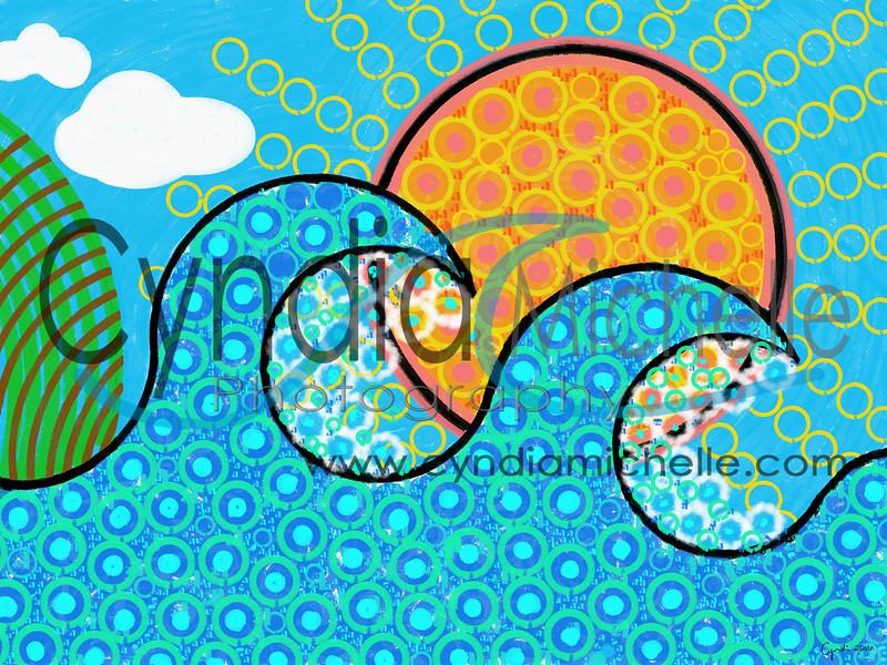 Circle Wave - 1