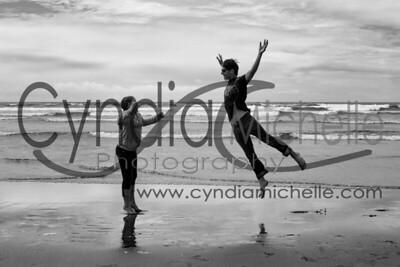 Leap of Seaside
