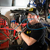 John in his workshop - Hawaii Sport Cover Sep/Oct 2015