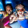 """""""Friends Underwater"""" - underwater portrait"""