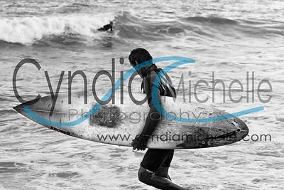 Surfer Walks