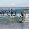 Local Stand Up Paddlers and Longboarders out for a few waves  near Makapu'u Tidepools, Oahu, Hawaii on November 14, 2014