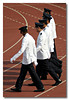 Check your steps. National Day Parade 2003.