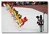 """Hey!!! We're on TV!!"" National Day Parade 2003."