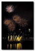 Sporadic. Singapore Fireworks Festival.