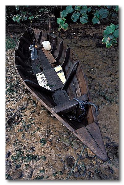 Er...boat ride anyone? Kampong Melayu, Pulau Ubin.
