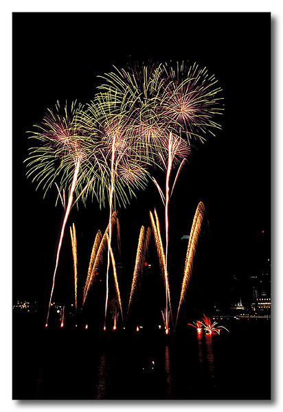 3 in a row? Singapore Fireworks Festival.