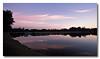 Dusk. MacRitchie Reservoir.