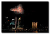 And my FFFFFavourite segment, fireworks!!! Benjamin Shears Bridge, National Day Parade.