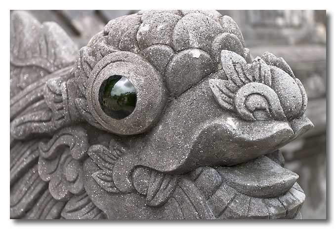Er...Can't remember which part of Khai Dinh's tomb I shot this but can't you see me? Hue, Vietnam.
