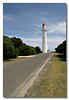 Lighthouse along Great Ocean Road. Victoria.