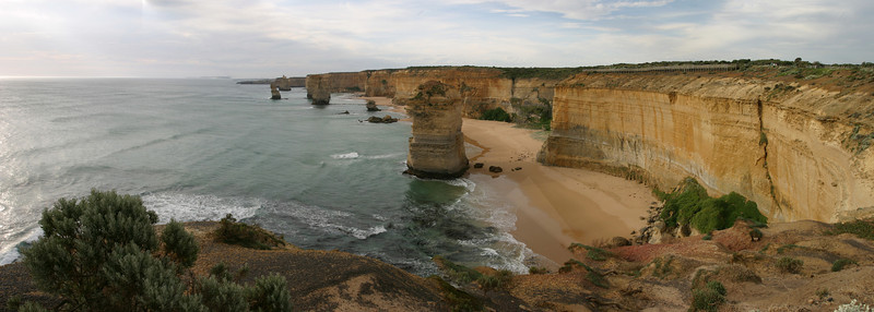 12 Apostles.  Great Ocean Road. Victoria.