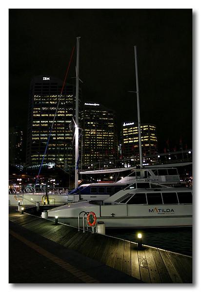 Darling Harbour. Sydney.