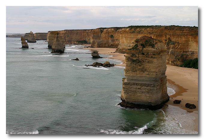 12 Apostles.  Great Ocean Road. Victoria.