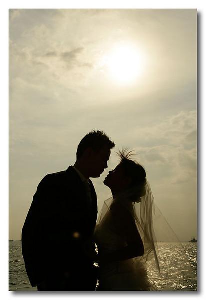 Wedding album shots.