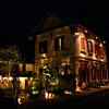 The restaurant across our hotel.  Luang Prabang, Laos.