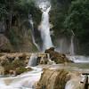 Kuang Si Falls.  Luang Prabang, Laos.