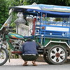 """What's wrong with my bike?"" Luang Prabang, Laos."