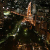 Crossroads.  Tokyo Tower, Japan.