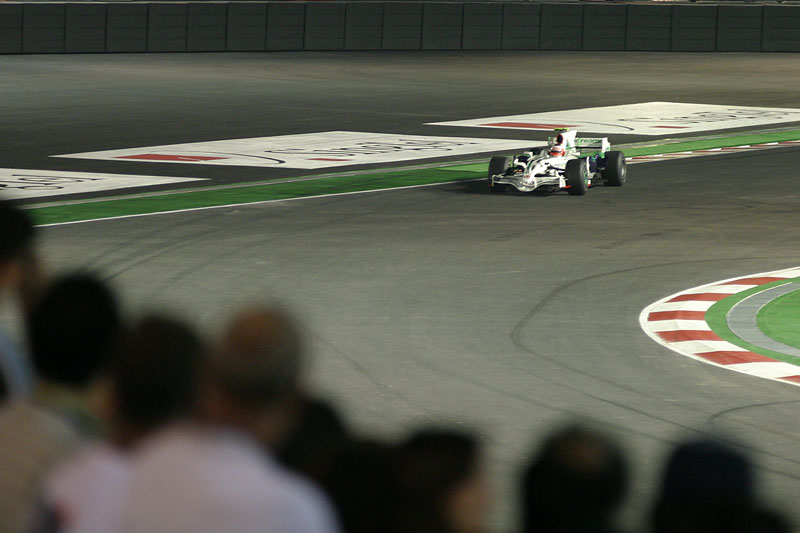 2008 Formula 1 SingTel Singapore Grand Prix.<br /> <br /> The 1st ever night race!!
