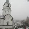 Hakodate Russian Orthodox Church.  Hokkaido, Japan.